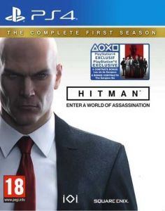 Hitman The Complete First Season (Standard Edition) - PS4