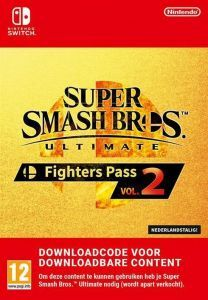 Super Smash Bros. Ultimate: Fighters Pass Vol. 2 - Nintendo Switch