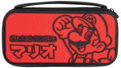 PDP Deluxe Console Case (Mario Kana Edition) - Switch