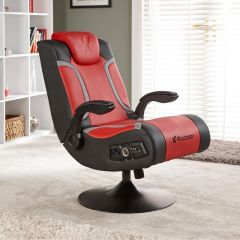 X Rocker - Vision 2.1 Analogue Wireless Gaming Chair with Vibration