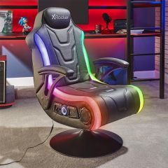 X Rocker - Monsoon RGB 4.1 Neo Motion LED Gaming Chair