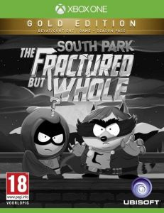 South Park The Fractured But Whole (Gold Edition) - XBOXONE