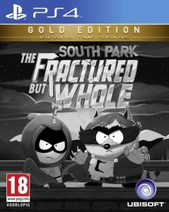 South Park The Fractured But Whole (Gold Edition) - PS4