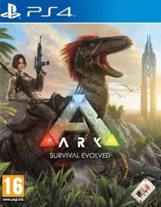 ARK Survival Evolved - PS4