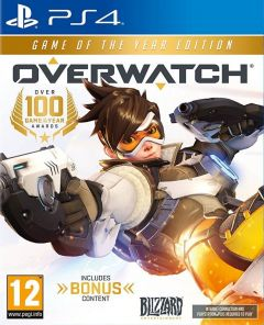 Overwatch (GOTY Edition) - PS4