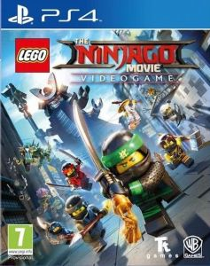 LEGO Ninjago Movie Game - PS4