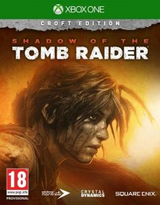 Shadow of the Tomb Raider: Croft Edition - XBOXONE