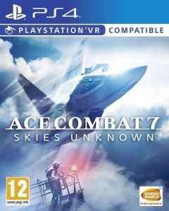 Ace Combat 7 Skies Unknown + DLC - PS4