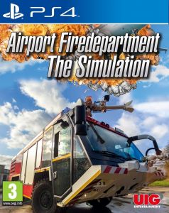 Firefighters Airport Fire Department - PS4