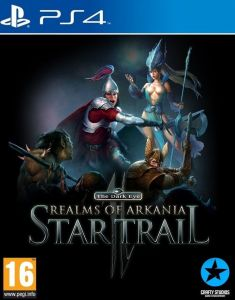 Realms of Arkania Startrail - PS4