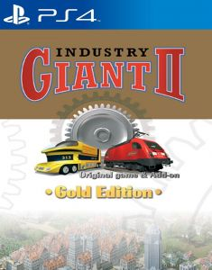Industry Giant 2 (Gold Edition) - PS4