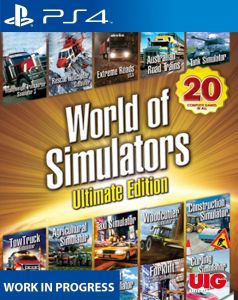 World of Simulators - PS4
