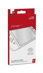 Speedlink GLANCE PRO Tempered Glass Protection Kit - Switch