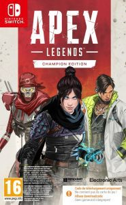 Apex Legends - Champion Edition (Code-in-a-box) - Switch