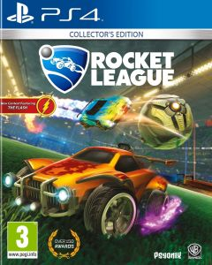 Rocket League (New Collector's Edition) - PS4