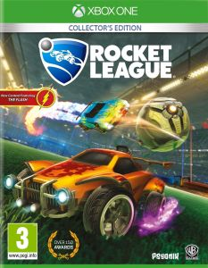 Rocket League (New Collector's Edition) - XBOXONE