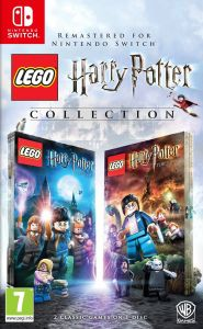 LEGO Harry Potter Years 1-7 Collection - Switch