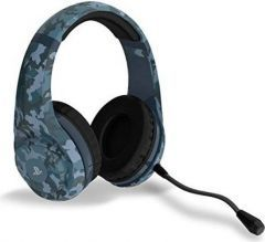 4Gamers - PRO 4-70 Wired Stereo Gaming Headset Midnight Camo voor PS5 en PS4