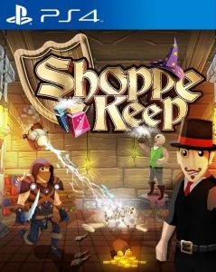 Shoppe Keep - PS4