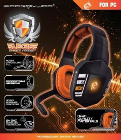 Dragon War Aegis Wireless Gaming Headset for PC