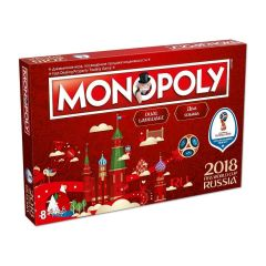 Monopoly Russia FIFA World Cup 2018