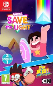 Steven Universe Save The Light And OK K.O.! Lets Play Heroes - Switch
