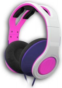 Gioteck TX30 Roze Wired Stereo Gaming Headset voor Nintendo Switch, PS4, PC, Xbox One