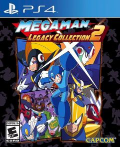 Mega Man Legacy Collection 2 (USA) - PS4