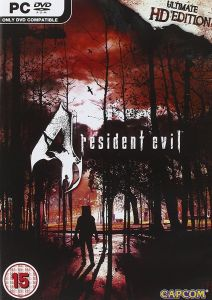 Resident Evil 4 Ultimate HD Edition - PC
