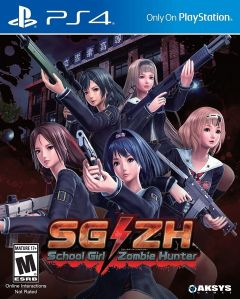 School Girl / Zombie Hunter (USA) - PS4