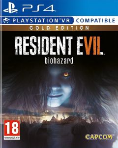 Resident Evil 7 Biohazard (Gold Edition) - PS4