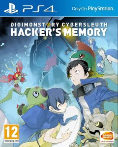 Digimon Story Cyber Sleuth Hacker's Memory - PS4
