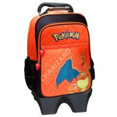 Pokemon - Charizard Trolley Removable Backpack 45cm