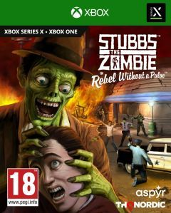 Stubbs the Zombie in Rebel Without a Pulse - XBOXONE / XBOX SERIES X