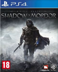 Middle-Earth Shadow of Mordor - PS4
