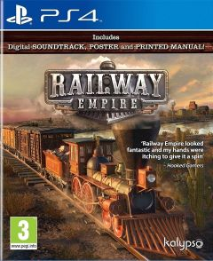 Railway Empire - PS4
