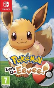 Pokemon: Let's Go, Eevee! - Switch