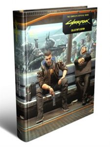 Cyberpunk 2077 The Complete Official Guide Collectors Edition