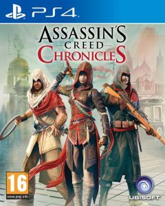 Assassins Creed Chronicles - PS4