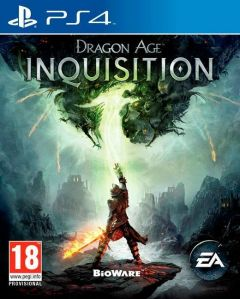 Dragon Age 3 Inquisition - PS4