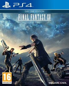 Final Fantasy XV (Day One Edition) - PS4