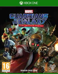 Guardians of the Galaxy: The Telltale Series - XBOXONE