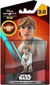 Infinity 3.0 Luke Skywalker Figure Light FX - Disney
