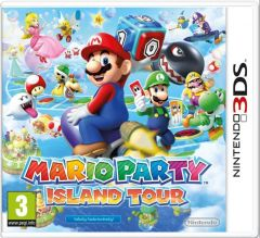Mario Party Island Tour (Selects) - 3DS