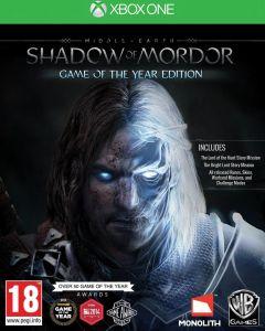 Middle-Earth Shadow of Mordor (GOTY Edition) - XBOXONE