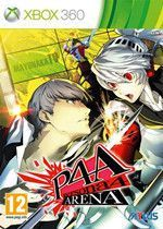 Persona 4 Arena (Day 1 Edition) - X360
