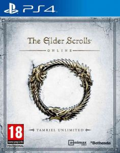 The Elder Scrolls Online Tamriel Unlimited (Crown Day 1 Edition) - PS4