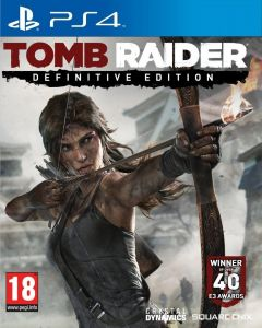 Tomb Raider (Definitive Edition) - PS4