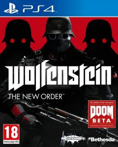 Wolfenstein The New Order - PS4