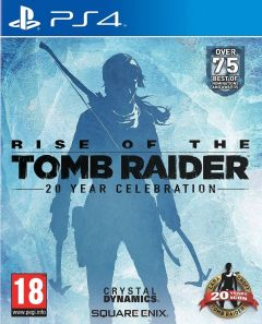 Rise Of The Tomb Raider 20 Year Celebration (Standard Edition) - PS4